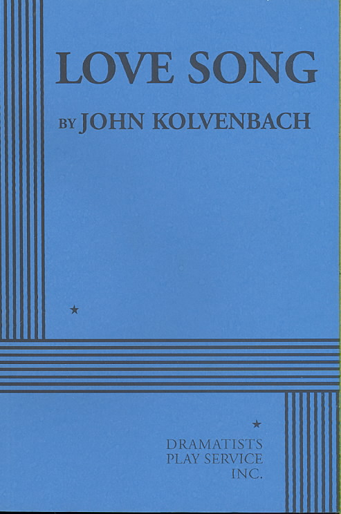 Love Song By Kolvenbach, John